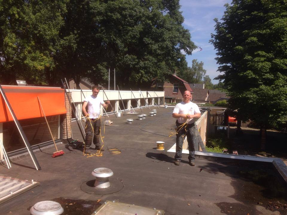 Renovatie Wisselse school